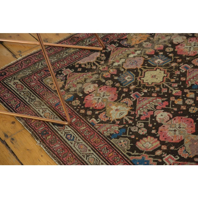 "Antique Malayer Rug - 3'7"" x 6'6"" For Sale In New York - Image 6 of 10"