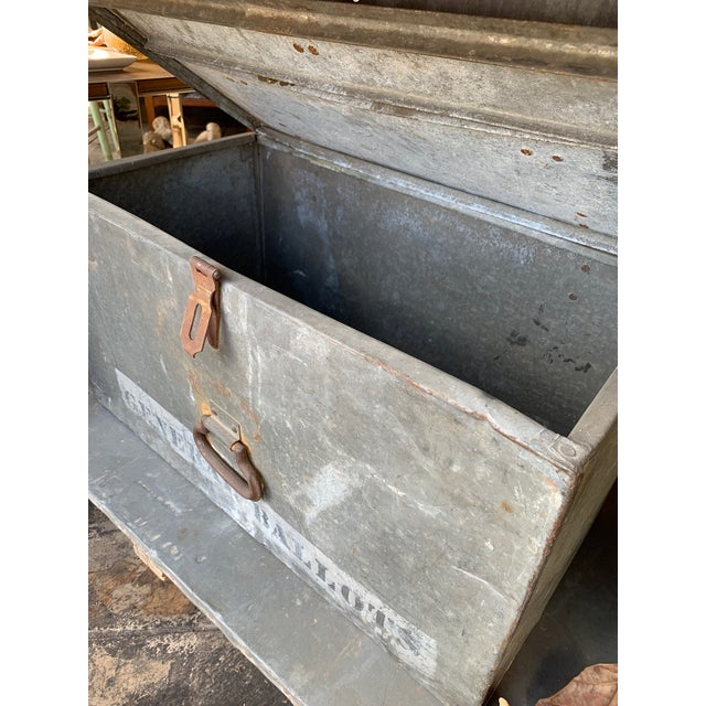 Metal Ballot Box For Sale In Los Angeles - Image 6 of 6