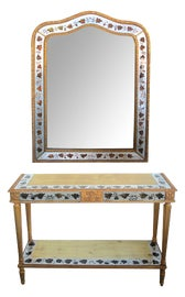 Image of Giltwood Console Tables