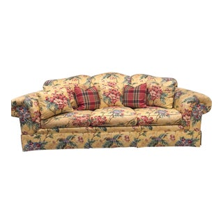 1990s Vintage Baker Couch Sofa For Sale