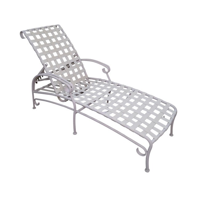 Woodard Ramsgate Patio Chaise Lounge - Image 1 of 10
