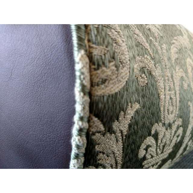Green Deneen Collection Bolster Pillow - Image 6 of 6