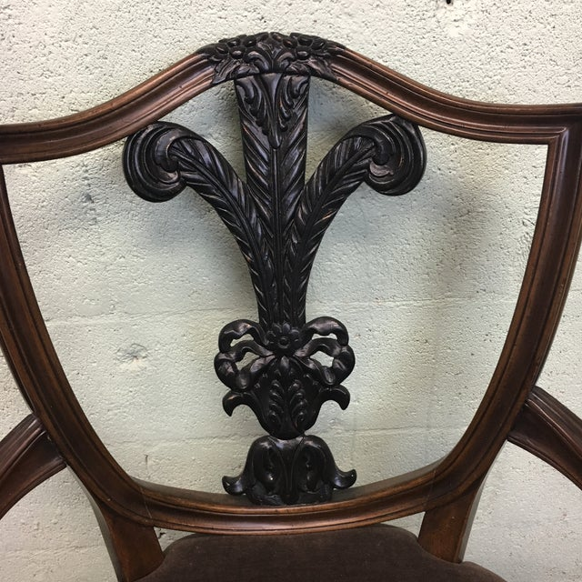 William Switzer Arm Chair - Image 8 of 10