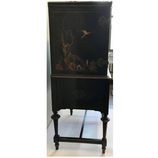 1920s Art Deco American Asian Style Cabinet Preview