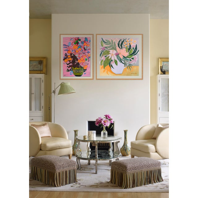 Contemporary Still Life Gallery Wall, Set of 2 For Sale - Image 3 of 8