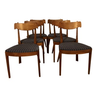 Kipp Stewart for Drexel Dining Chairs - Set of 6