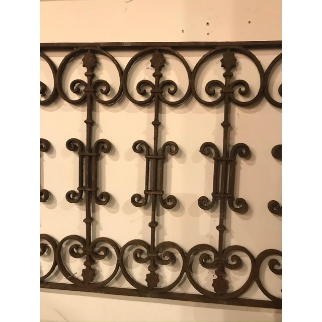 Late 19th Century French Antique Gate For Sale In Denver - Image 6 of 8