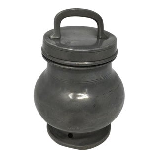 Antique French Pot à Bouillion For Sale