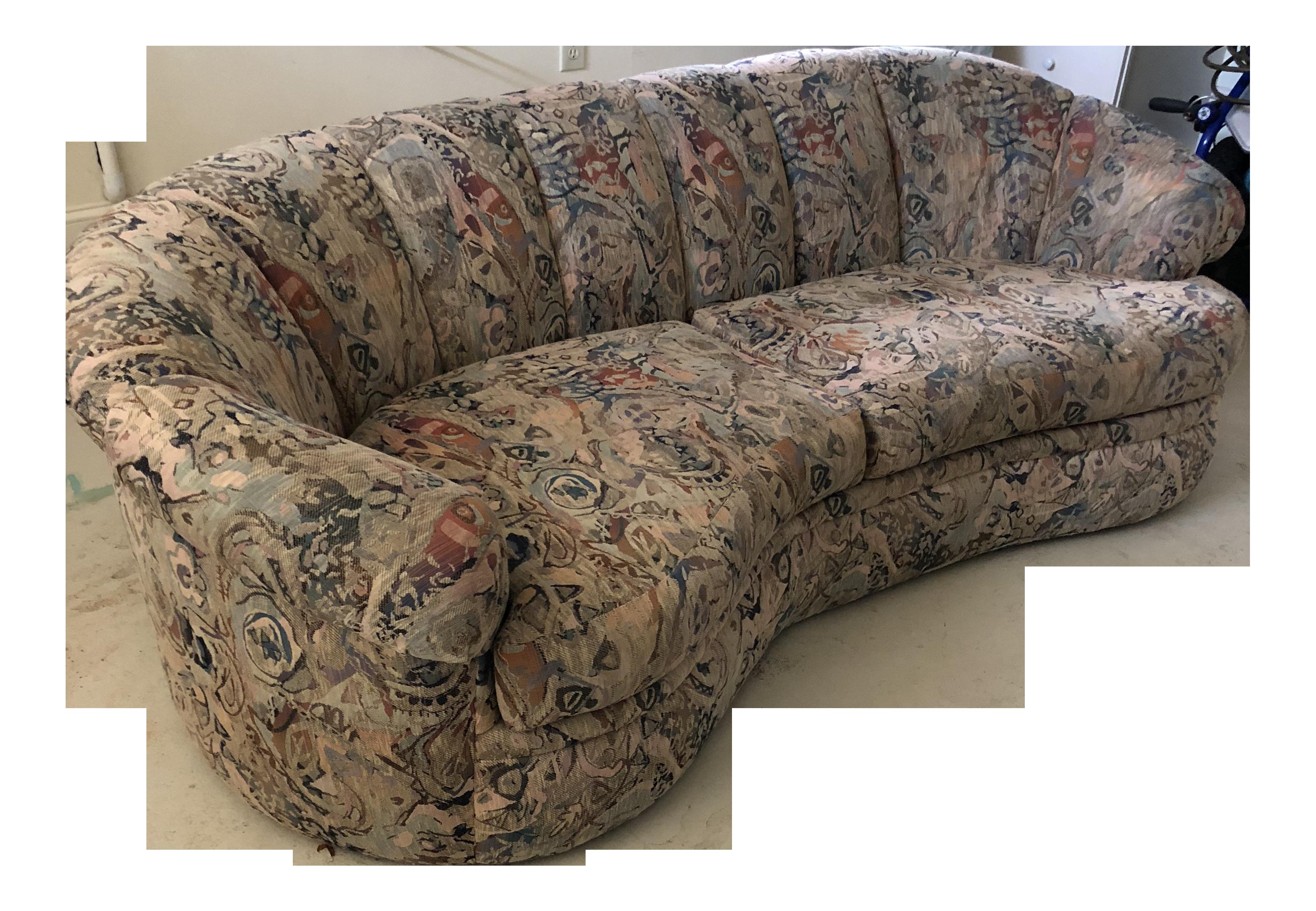 Vintage Mid Century Thayer Coggin Sofa Chairish