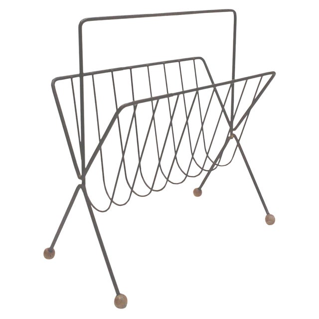 Tony Paul Magazine Rack For Sale
