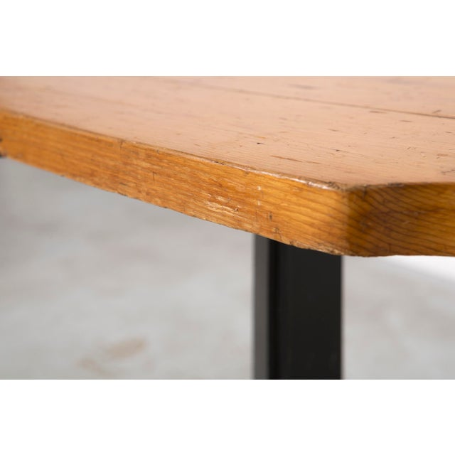 Les Arcs Occasional Table by Charlotte Perriand For Sale In Chicago - Image 6 of 10