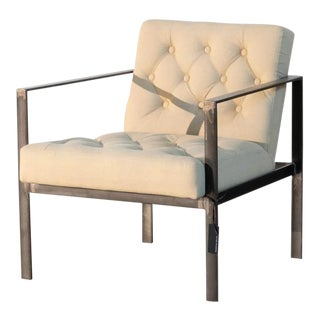 Modern Architect Lounge Chair For Sale