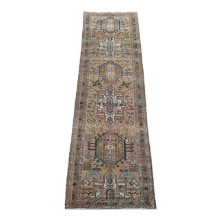 Antique North West Persian Runner - 2'10''x 10'7'' For Sale