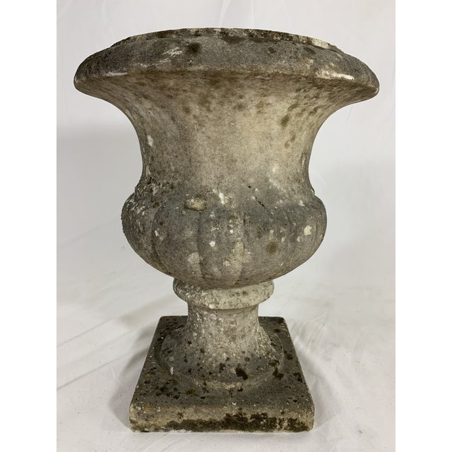French Napoleon III Marble Urn For Sale - Image 3 of 6