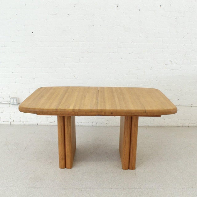 This beautifully handcrafted oak table can sit four. Great for an evening with friends and Family. Whether you are dining,...
