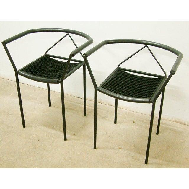Maurizio Peregalli Zeus Chairs and Stool Set - 3 Pc. - Image 3 of 11