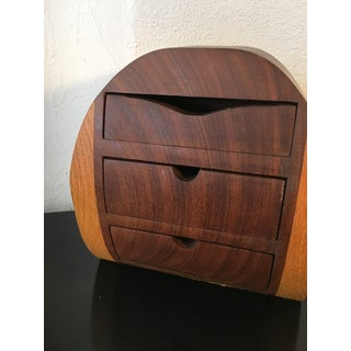 American Woodworking Jewery Box or Desk Organizer Preview