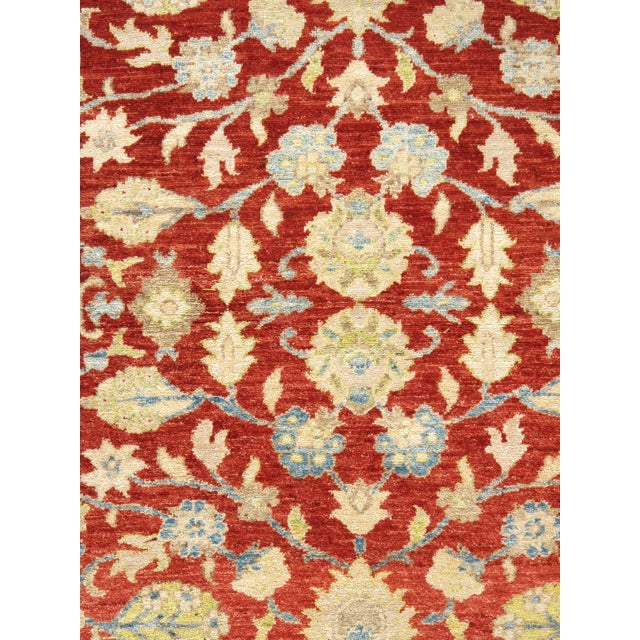 Traditional 1990's Wool Rug - 4'5 X 5'5 - Image 2 of 3