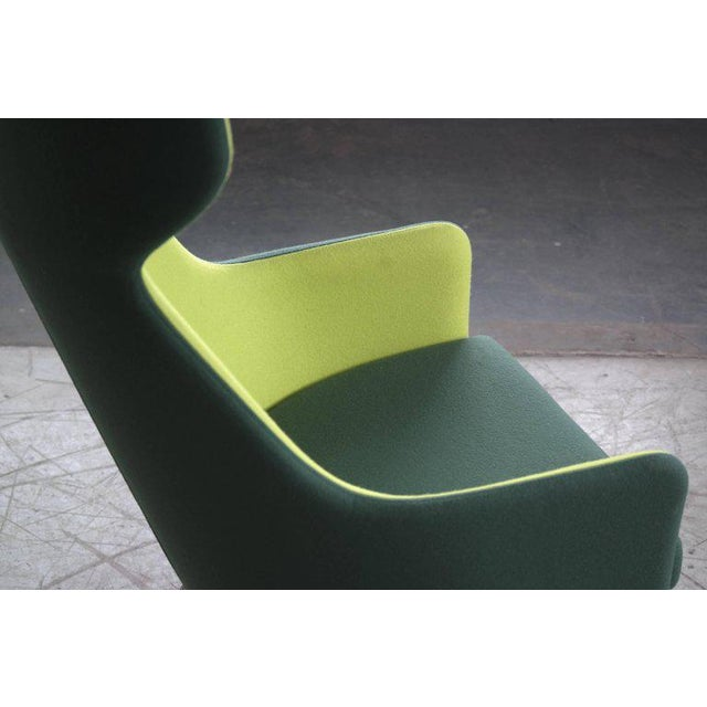 Bernt Petersen Model 1201 Easy Chair for GETAMA - Image 7 of 11