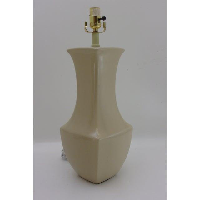 Vintage Porcelain Table Lamps - A Pair - Image 4 of 6