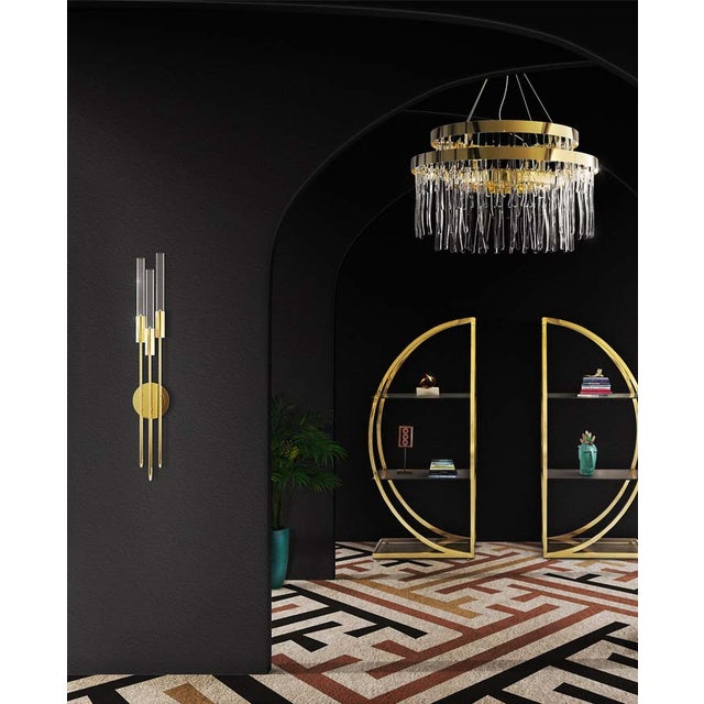 Contemporary Gala Torch I Wall From Covet Paris For Sale - Image 3 of 7
