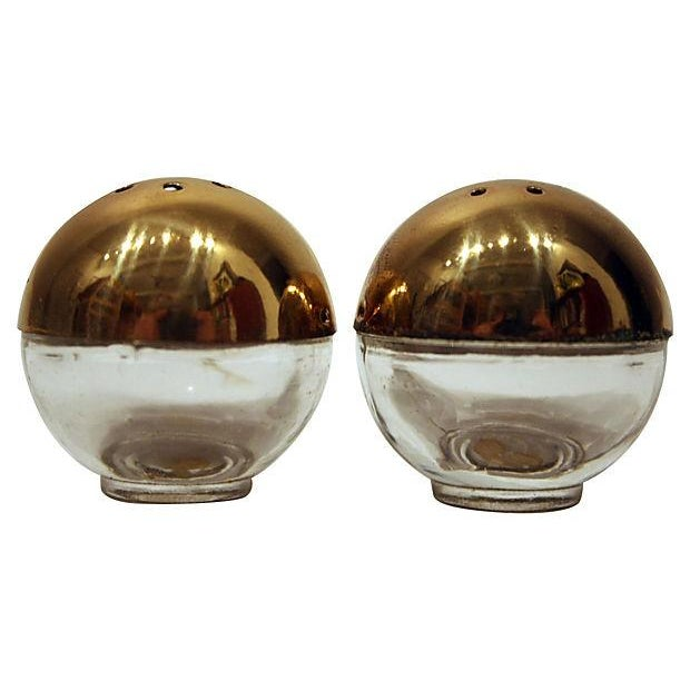 Mid-Century Modern Japanese Shakers, a Pair - Image 1 of 5
