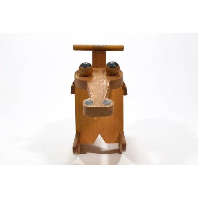 Whimsical Handmade Hobby Horse - Image 4 of 9
