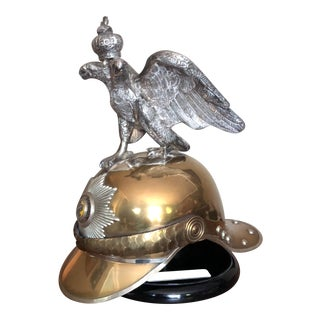 "Imperial Russian 19th Century ""Garde a Cheval"" Reproduction Helmet For Sale"