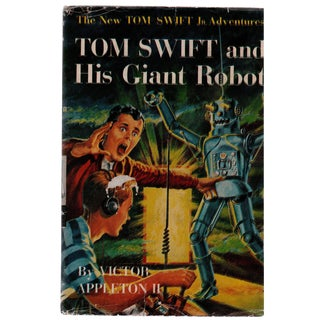 Tom Swift and His Giant Robot