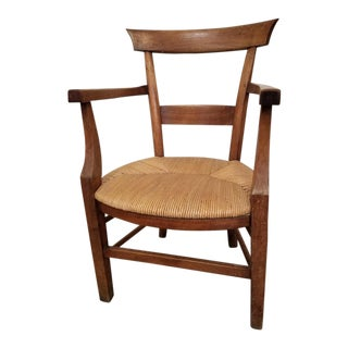 18th Century Antique Corner Chair For Sale