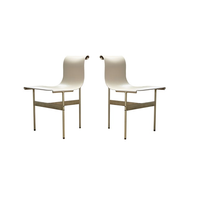 1950s Mid-Century William Katavalos, Ross Littell, and Douglas Kelly Chairs - a Pair For Sale - Image 5 of 5
