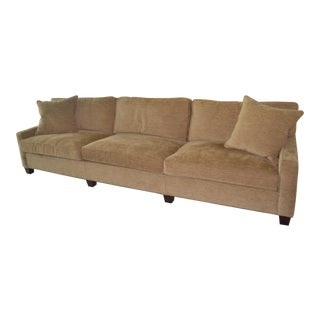Hickory Chair Silhouettes Sofa For Sale