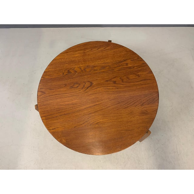 Mid-Century Modern 1950s Jean Prouvè Mid Century Coffee Table Series Africa For Sale - Image 3 of 9
