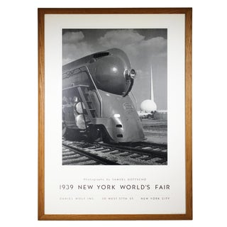 Poster of 1939 Worlds Fair Photography Exhibit For Sale