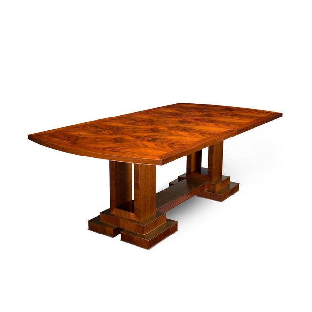 Anthony Morris Extension Dining Table For Sale - Image 4 of 4