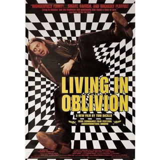 Living in Oblivion 1995 U.S. One Sheet Film Poster For Sale