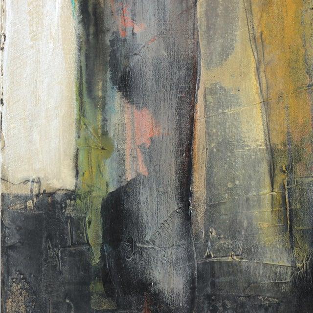 "Abstract Abstract Original Artwork, ""9492"" by Edith Konrad For Sale - Image 3 of 9"