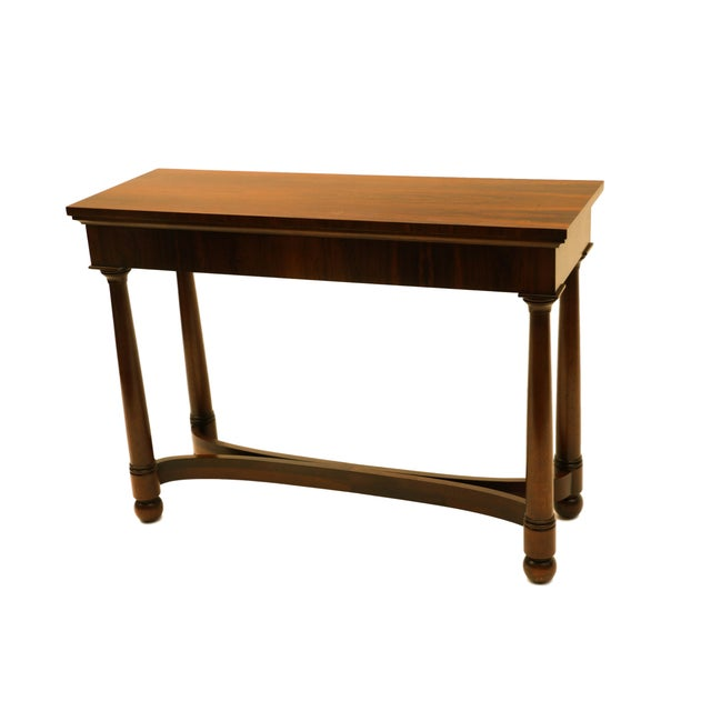 Rosewood Console Occasional Table - Image 2 of 10