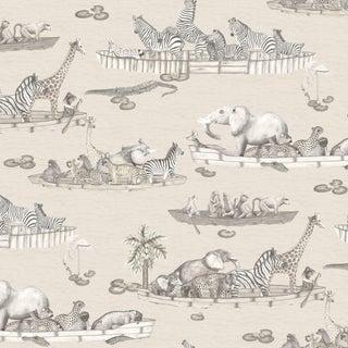 Cole & Son Zambezi Classic Style Wallpaper - 11 Yard Roll Wide