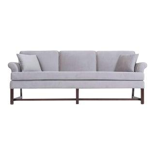 1970s Vintage 3 Seat Baker Sofa For Sale