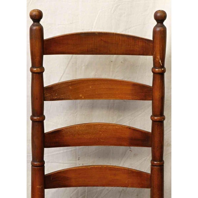 Set of 3 Caned Chairs - Image 9 of 10