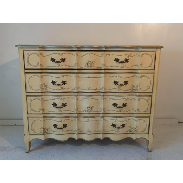 Vintage French Country Dresser - Image 2 of 11