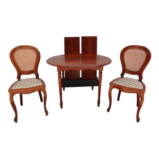 Carl Forslund Cherry Dining Set