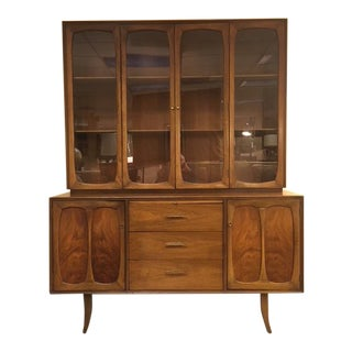 Mid-Century Modern China Display Cabinet For Sale