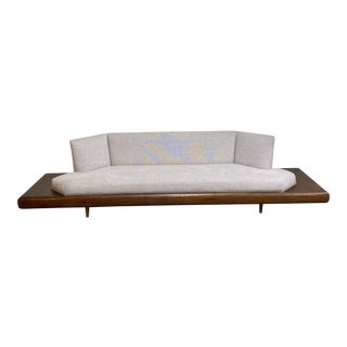 Adrian Pearsall Platform Sofa For Sale