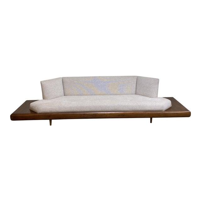 Adrian Pearsall Platform Sofa For Sale