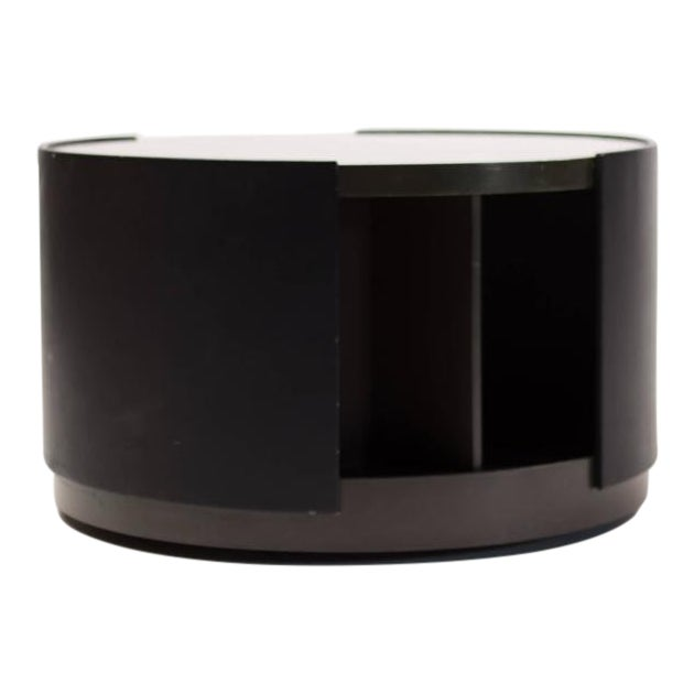 Rolling Bar Table by Eugenio Gerli for Tecno For Sale