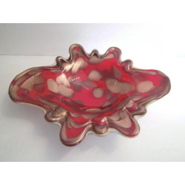 Vintage Murano Bowl - Image 9 of 11
