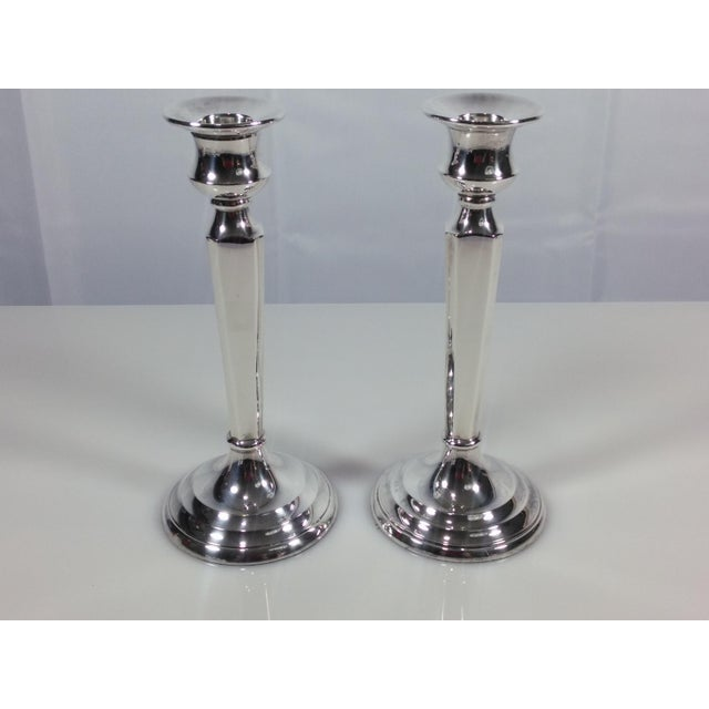 Restoration Hardware Candlesticks - A Pair - Image 4 of 9