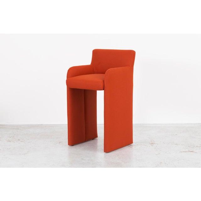Milo Baughman Gradient Stool Chairs - Set of 4 - Image 6 of 9